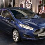 Ford Fiesta frontale
