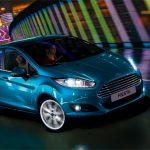 Ford Fiesta spot
