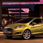 Ford Fiesta gilla