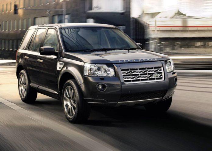 Land Rover Freelander 2 SUV 4x4
