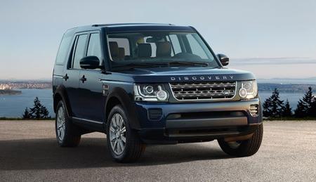 Land Rover Discovery scheda tecnica