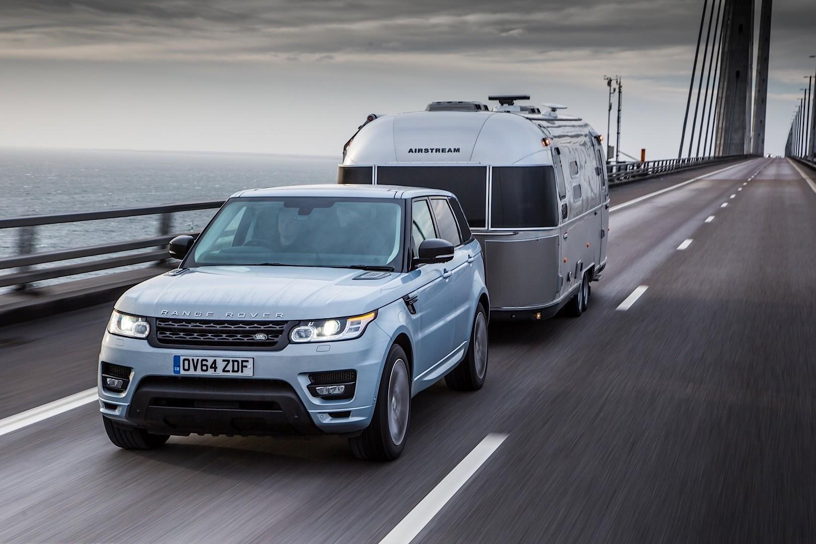 range rover hybrid avventura al circolo polare artico in condizioni estreme. Black Bedroom Furniture Sets. Home Design Ideas