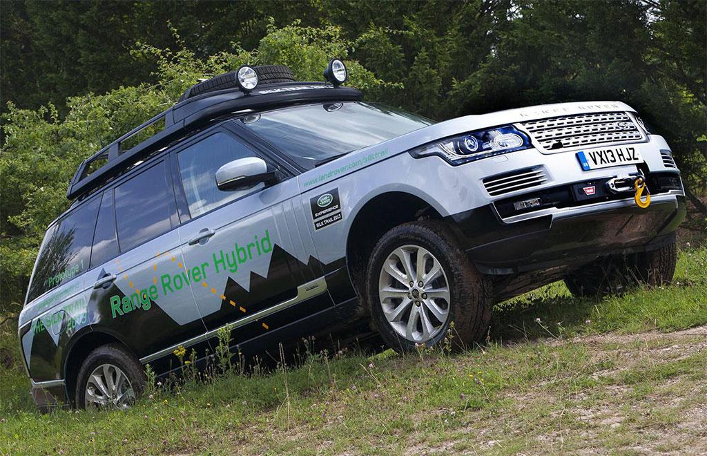 Land Rover Range Rover ibrida