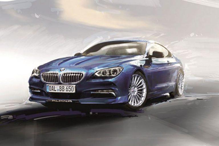 Alpina: la nuova versione speciale Edition 50 per le BMW Serie 5 e Serie 6
