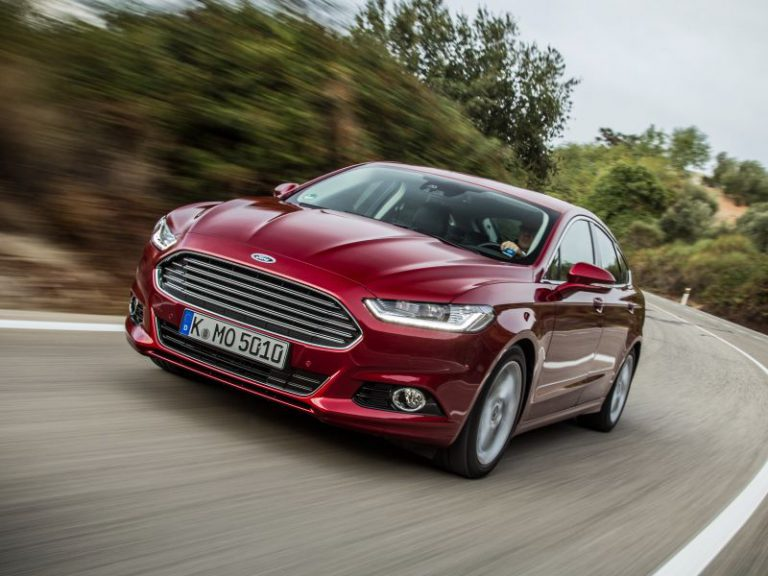 Ford Mondeo 2015: prezzi, caratteristiche e scheda tecnica
