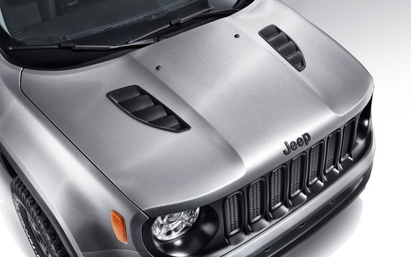 Nuova Jeep Renegade Tutte Le Caratteristiche Della Showcar Hard