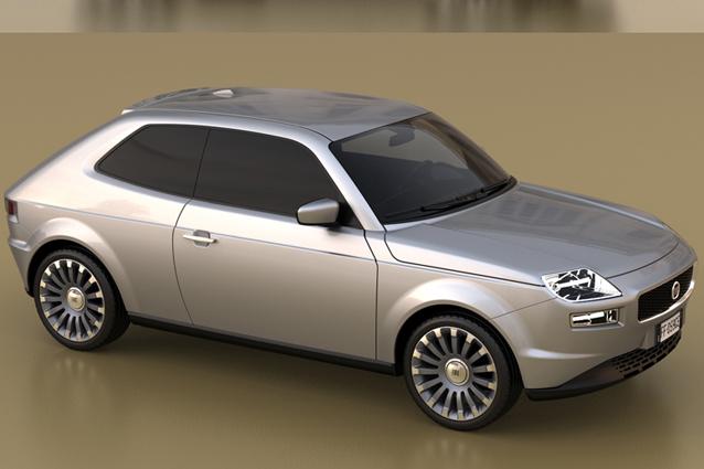 Fiat 127 nuova versione