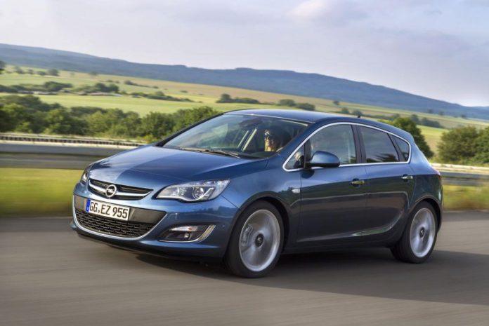 Opel Astra ecoFlex