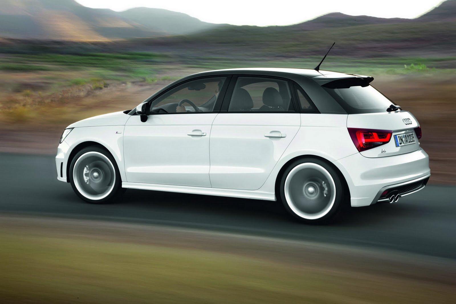 Audi A1 scheda tecnica