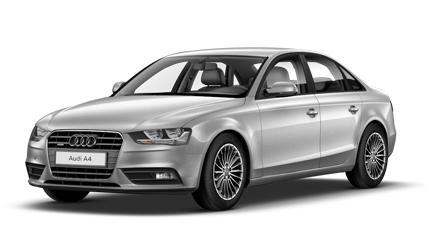 Audi A4 scheda tecnica