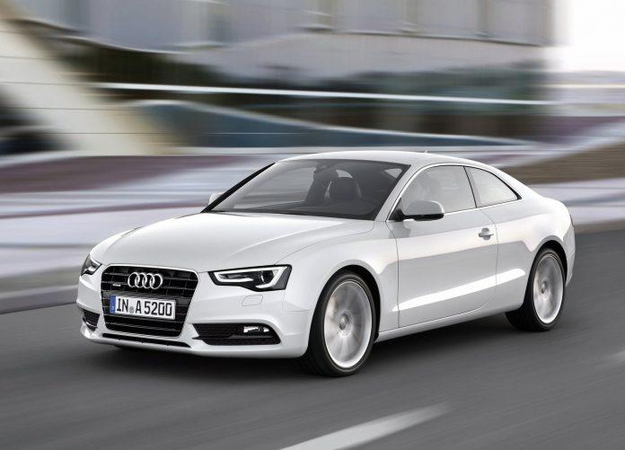 Audi A5 scheda tecnica