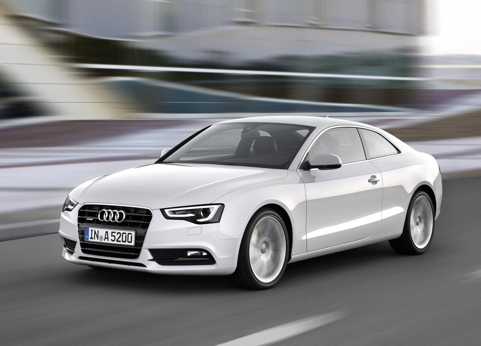 Audi A5  Prestazioni  Consumi  Prezzo E Scheda Tecnica