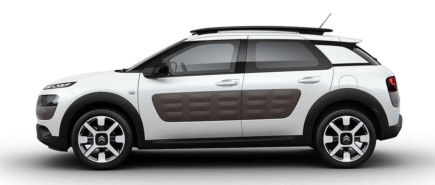 citroen c4 cactus opinioni dimensioni interni e scheda tecnica. Black Bedroom Furniture Sets. Home Design Ideas