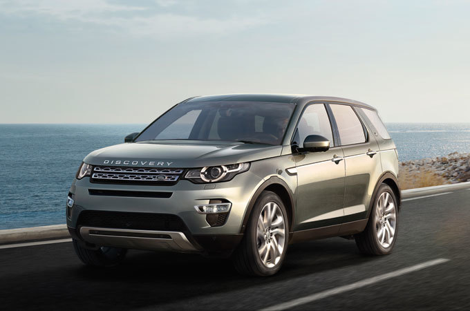 Nuovo Discovery Sport by Land Rover