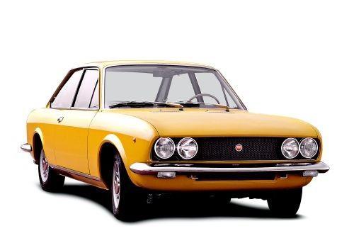 Fiat 124 Coupé prezzo usato