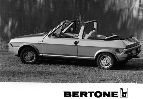Fiat Ritmo Cabrio usata