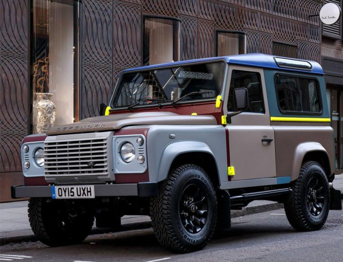 Defender Paul Smith data di uscita