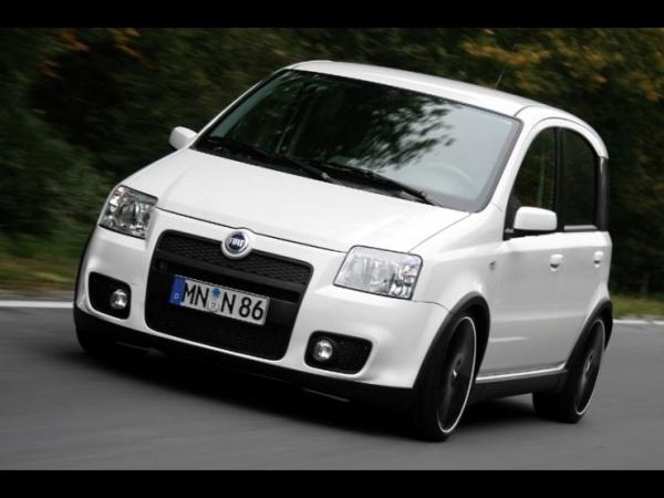 Fiat Panda 100 HP data di uscita