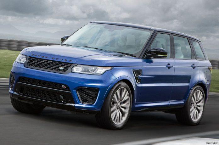 Range Rover Sport Model Year 2016 data di uscita