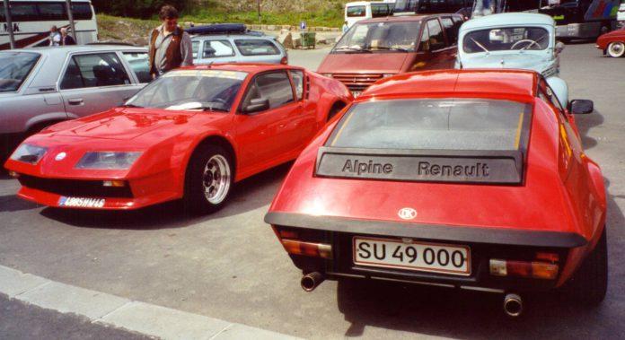 Renault Alpine A310 prezzo usata