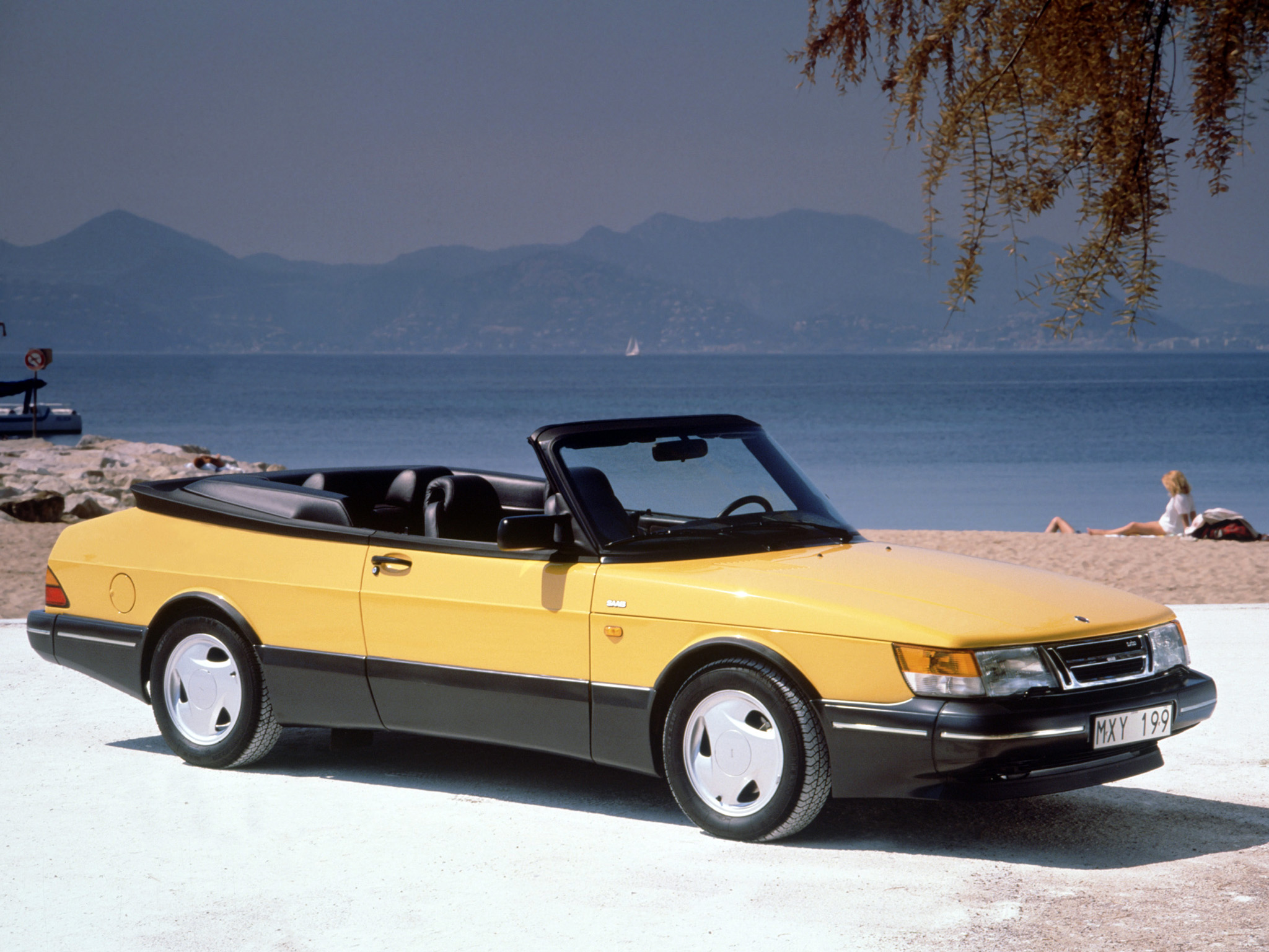 saab 900 cabrio scheda tecnica e prezzo dell 39 usato auto. Black Bedroom Furniture Sets. Home Design Ideas