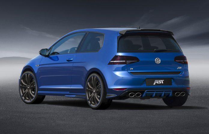 Volkswagen Golf R prestazioni