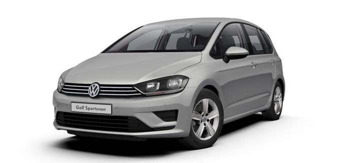 Volkswagen Golf Sportsvan scheda tecnica