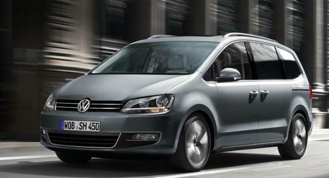 Volkswagen Sharan scheda tecnica