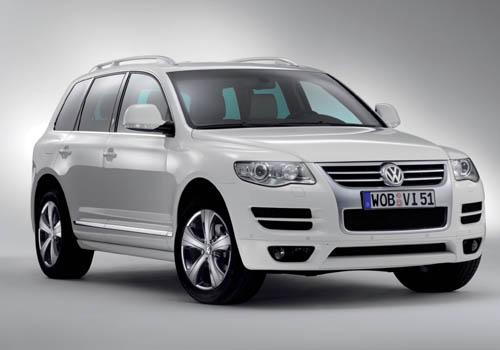 Volkswagen Touareg scheda tecnica