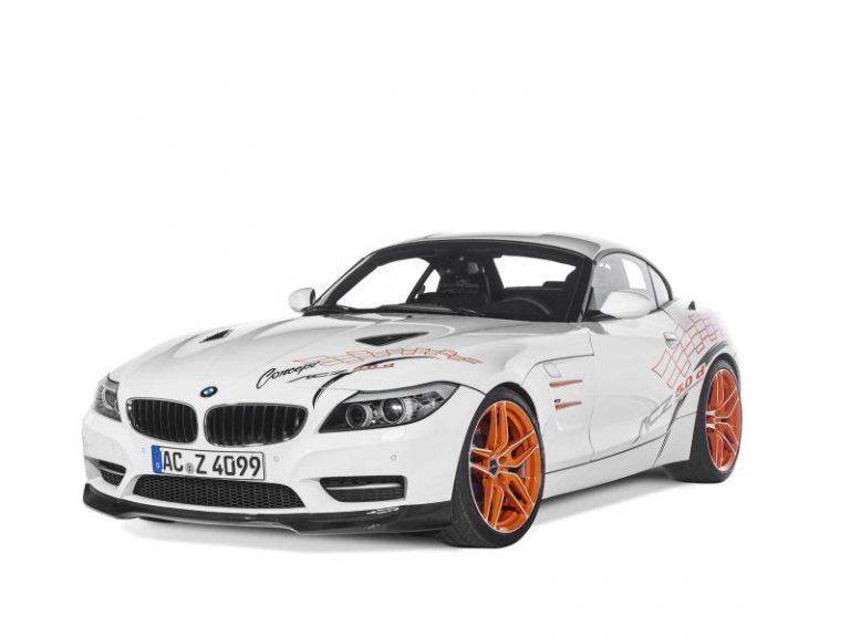 Nuova BMW Z4: tutte le caratteristiche della versione diesel del tuner AC Schnitzer