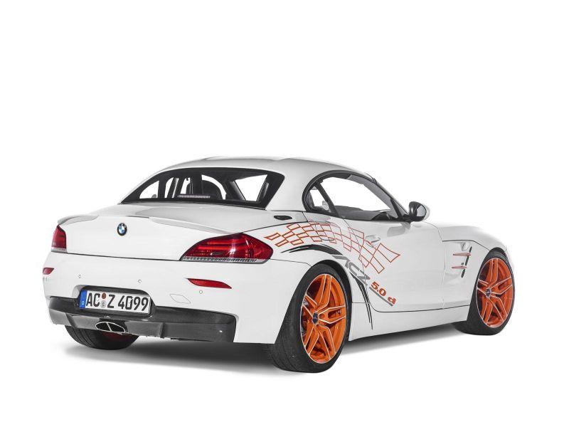 BMW Z4 AC Schnitzer