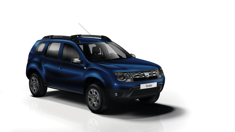 Dacia Duster 10th Anniversary