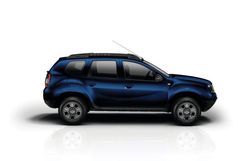 Dacia Duster 10th Anniversary