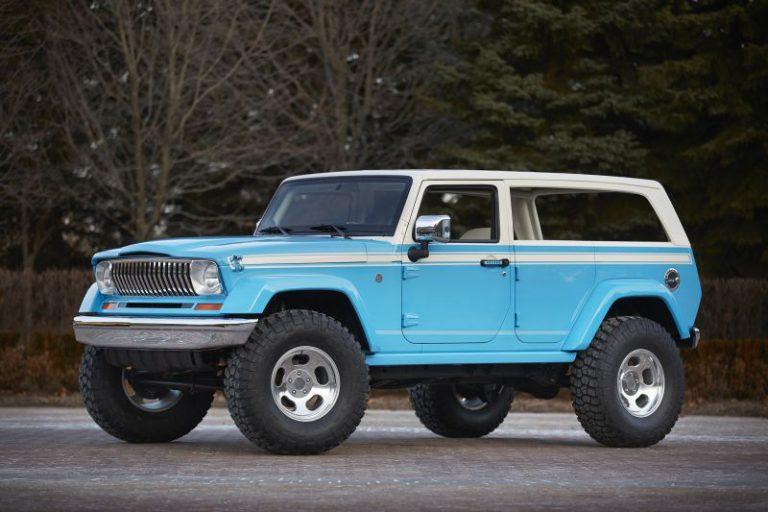 Jeep: tutte le concept car svelate al raduno annuale di Pasqua 2015