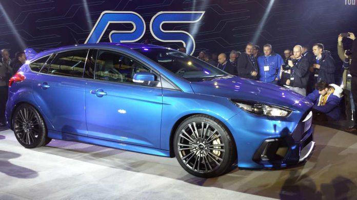 Ford Focus RS prezzo