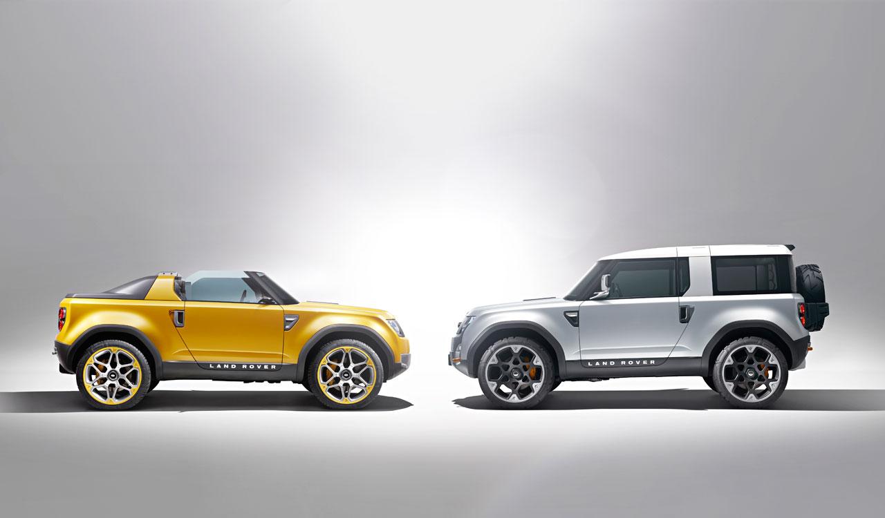 Nuovo Land Rover Defender Caratteristiche Opinioni E