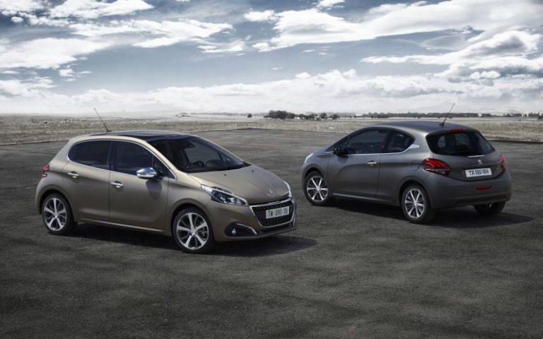 Nuova Peugeot 208: tutte le caratteristiche e le novità della gamma 2015