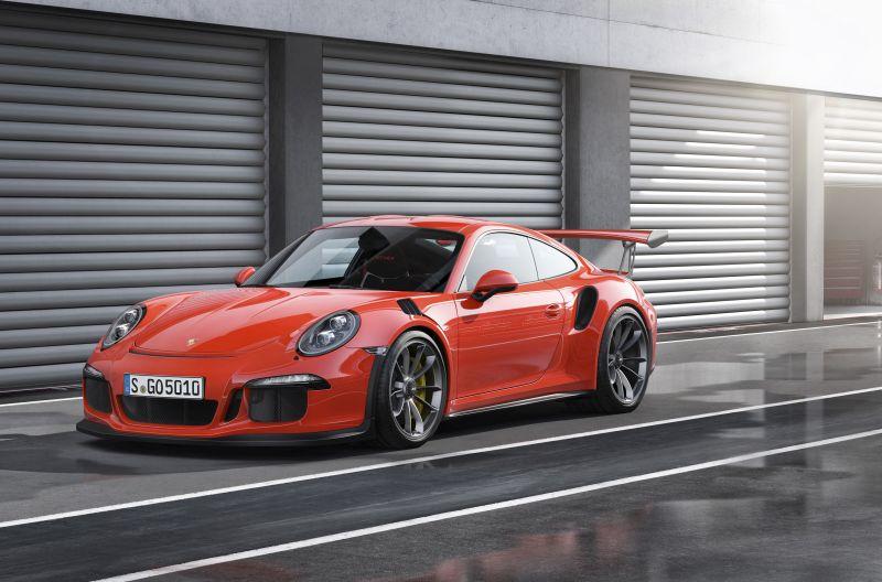 Prezzo Porsche 911 GT3 RS