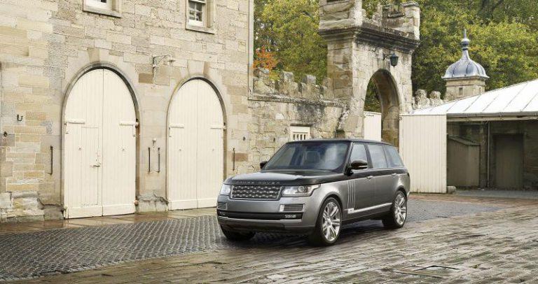Nuova Land Rover Range Rover 2015: tutte le caratteristiche della lussuosa versione speciale SVAutobiography