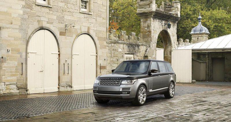 Range Rover SVAutobiography prezzo