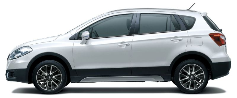 Suzuki S-Cross iConnect