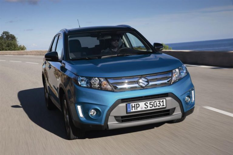 Suzuki Vitara: i prezzi e tutte le novità