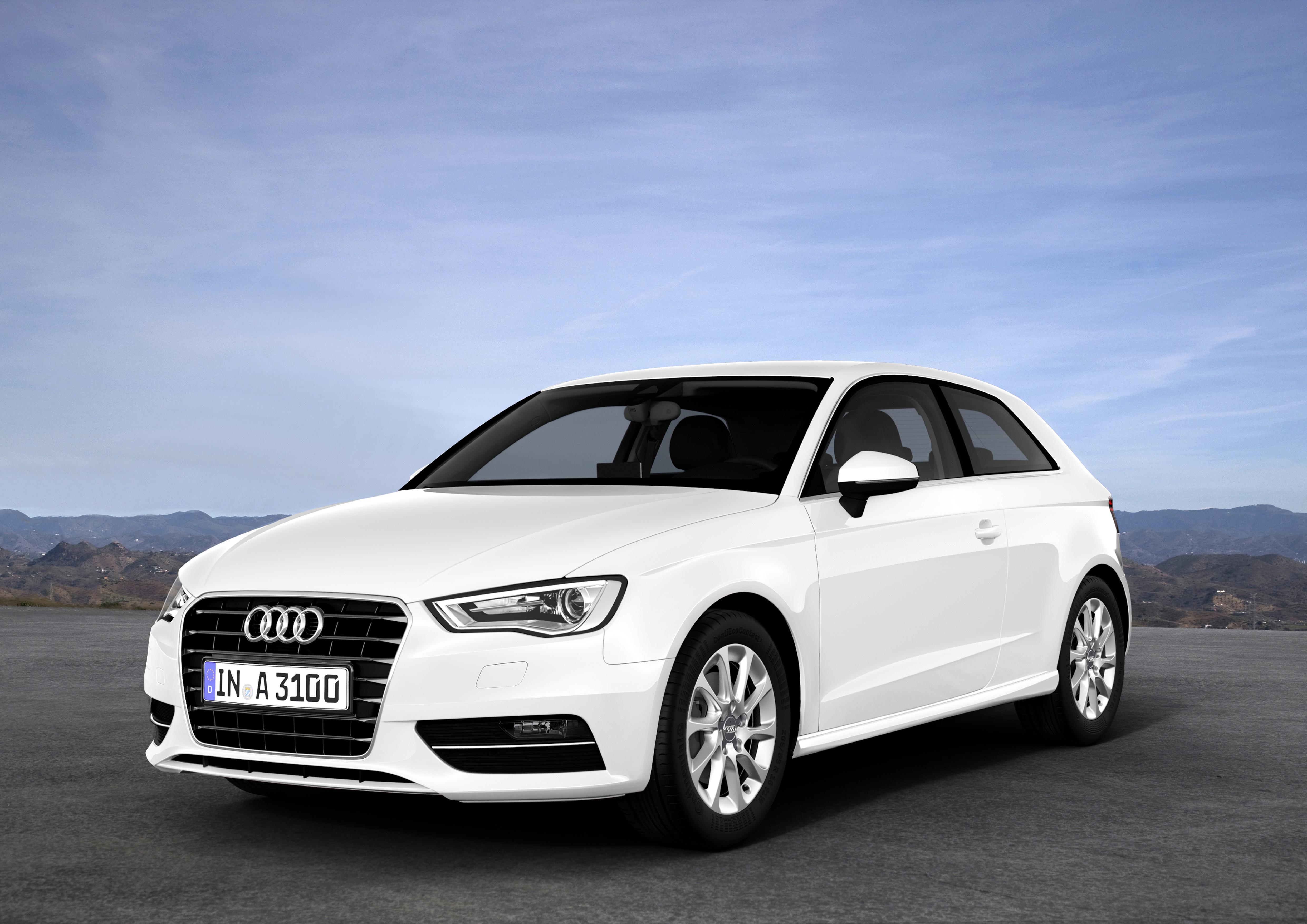 Audi A3 scheda tecnica