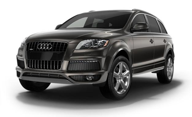 Audi Q7 scheda tecnica