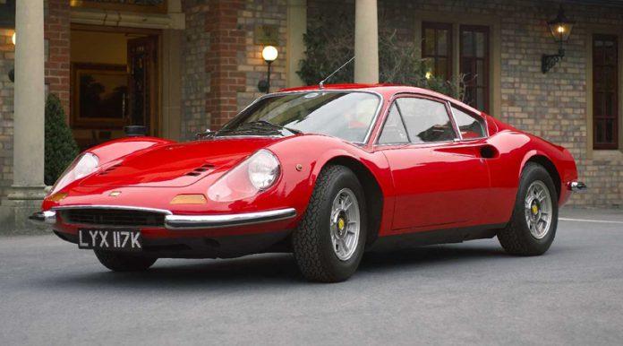 Ferrari usata