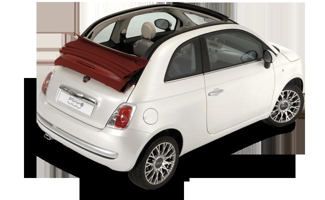 Scheda tecnica Fiat 500C