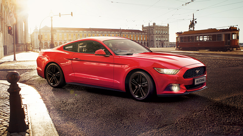 Scheda tecnica Ford Mustang