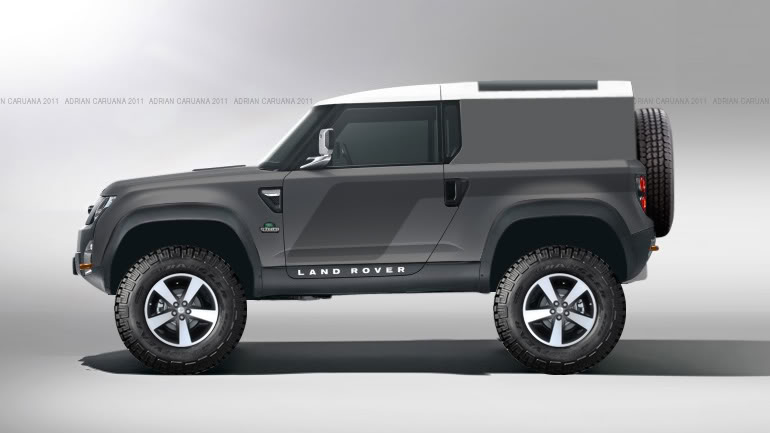 BMW Mobile Al >> Nuovo Land Rover Defender: pronto entro il 2018, parola del progettista - AutoToday.it