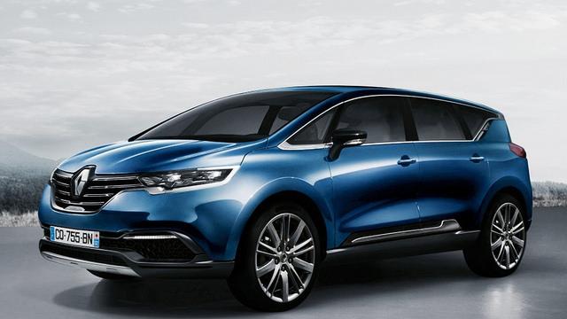 Nuovo Renault Espace prezzo