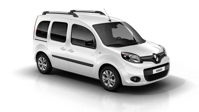 Scheda tecnica Renault Kangoo